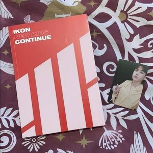 iKON New Kids Continue album